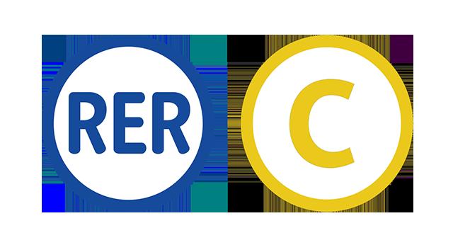 Logo RER C
