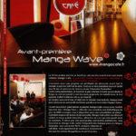 Article Manga Wave 2006