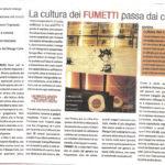Article Fumetti italien