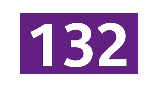 logo bus ligne 132