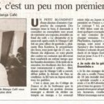 Article le parisien 2006