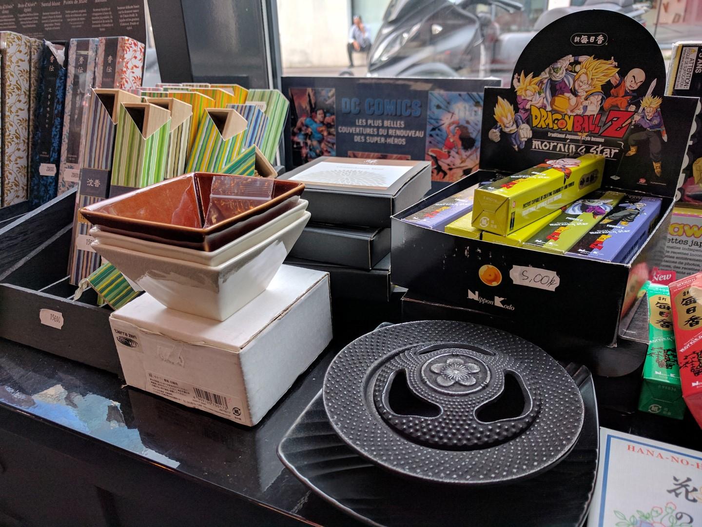 Manga Café V2 - encens japonais et repose encens