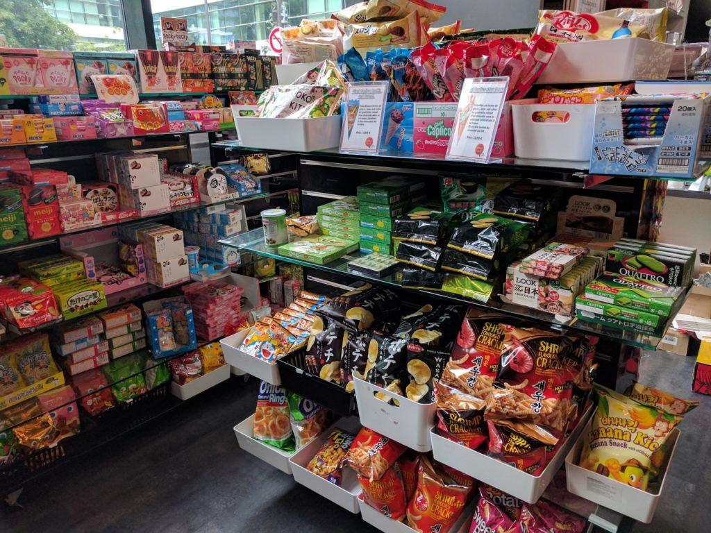rayon confiserie japonaise