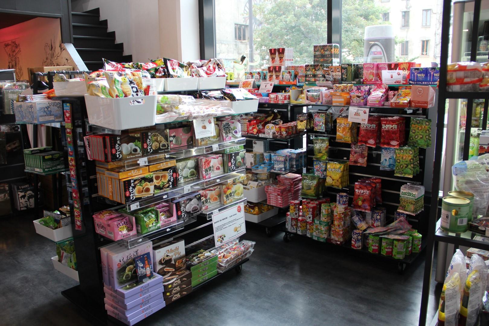 Manga Café V2 - épicerie Jap